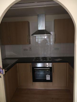 Thumbnail Flat to rent in Ashdown Court, Harts Lane, Barking