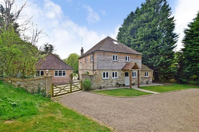 Thumbnail Detached house for sale in Hasteds, Hollingbourne, Maidstone, Kent