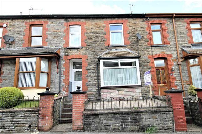 Thumbnail Terraced house for sale in Davies Street, Porth