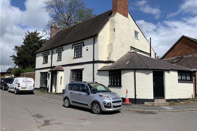 Thumbnail Commercial property for sale in Commercial/Residential Investment, The Black Lion, Dorrington, Shrewsbury, Shropshire