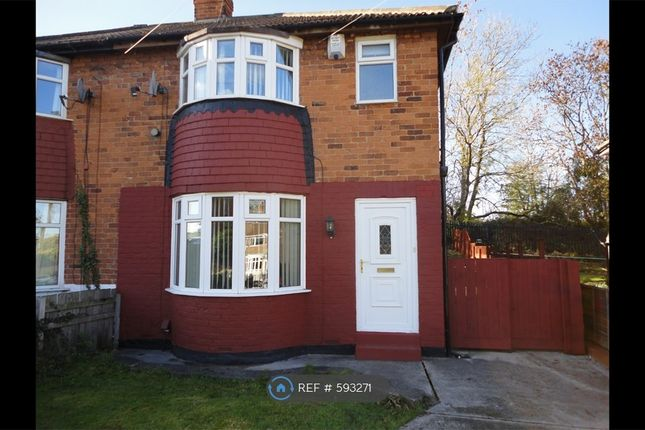 Thumbnail Semi-detached house to rent in Milburn Crescent, Stockton On Tees