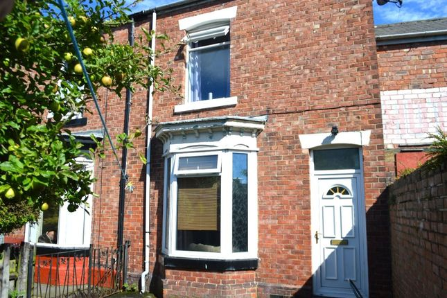 Thumbnail Terraced house to rent in Leopold Place, Bishop Auckland
