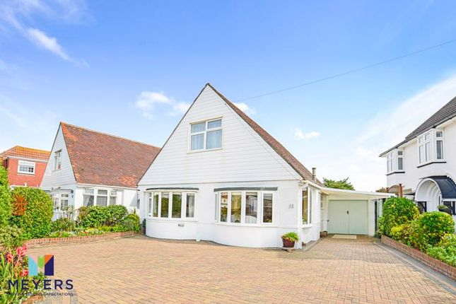 Thumbnail Bungalow for sale in Avoncliffe Road, Southbourne