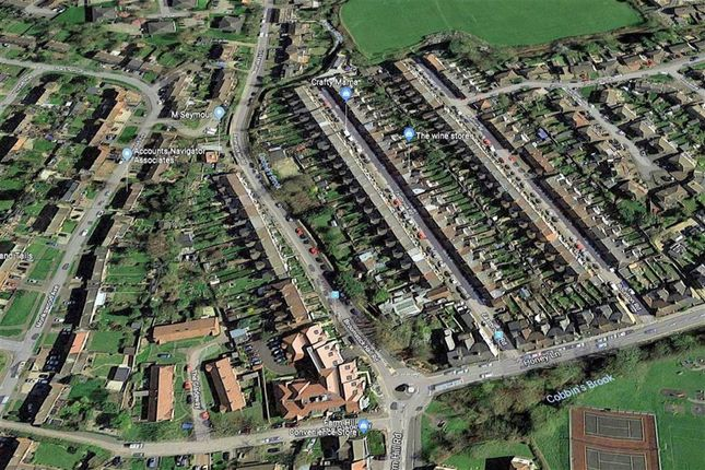 Thumbnail Land for sale in East Brook Road, Waltham Abbey, Essex