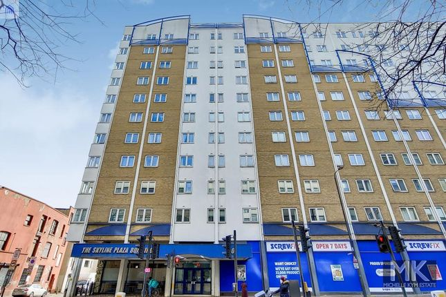 Thumbnail 2 bed flat for sale in Commercial Road, Aldgate, London