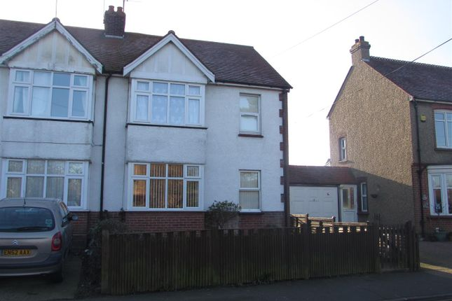 Thumbnail Maisonette to rent in Coppins Road, Clacton-On-Sea