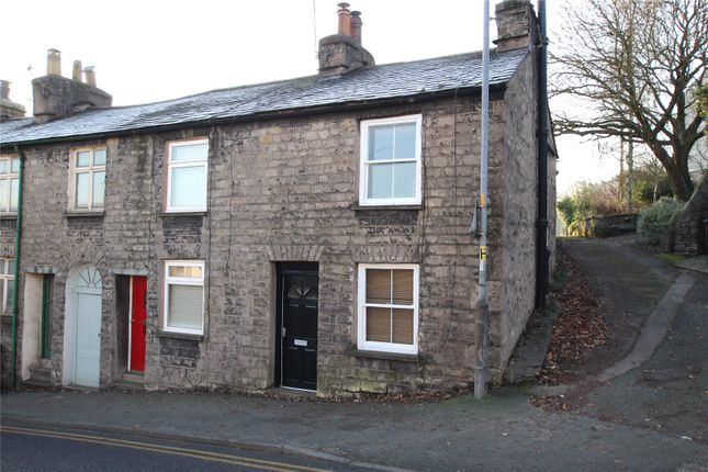 Thumbnail Terraced house for sale in 12 Windermere Road, Kendal, Cumbria