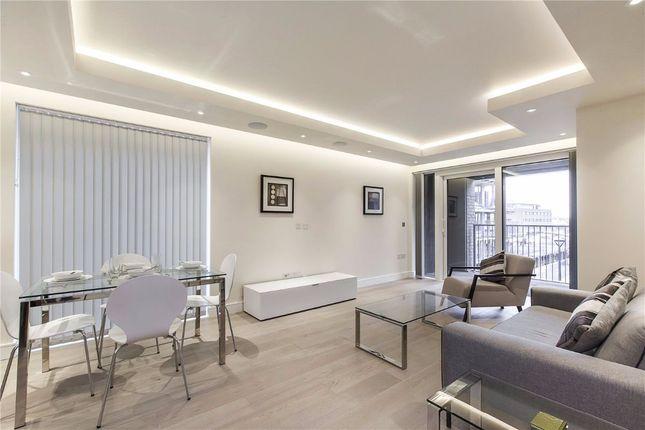 Thumbnail Flat for sale in Jaeger House, Thurstan Street, Chelsea Harbour