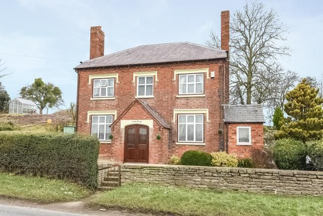Thumbnail Detached house for sale in Cholstrey, Leominster