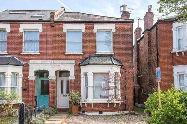 Thumbnail Detached house for sale in Westbury Road, London