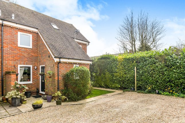 Thumbnail Semi-detached house for sale in High Street, Barkway, Royston