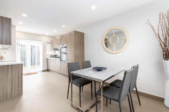 Thumbnail Terraced house for sale in Maple Grove, London