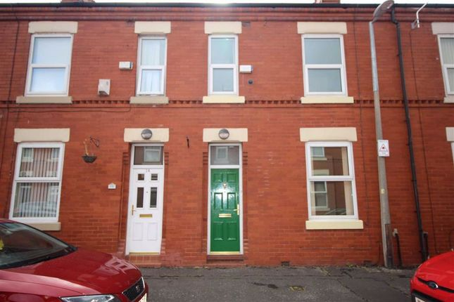Thumbnail Terraced house to rent in Goulden Street, Salford
