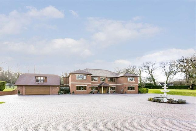Thumbnail Country house for sale in Arrowsmith Road, Wimborne, Dorset