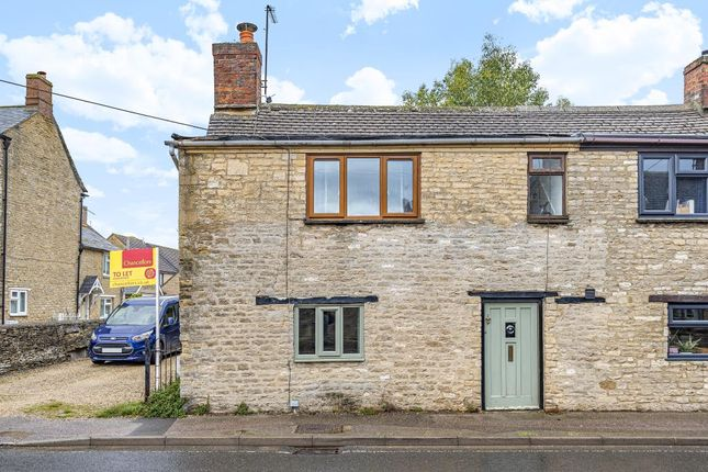 Thumbnail Cottage to rent in Station Road, Brize Norton