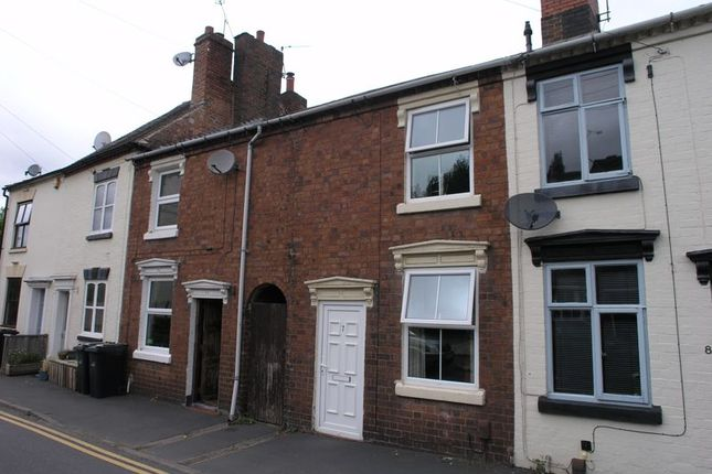 Thumbnail Terraced house to rent in Chapel Street, Stourbridge