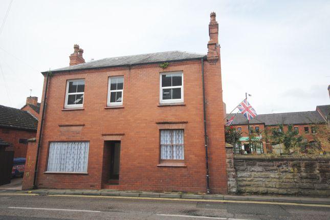 Thumbnail Flat to rent in Queen Street, Market Drayton