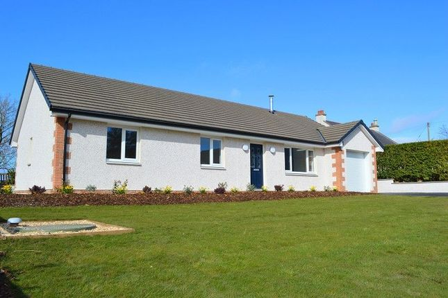 Thumbnail Bungalow for sale in Plot 3 Rosedale Gardens, Greenlea, Dumfries, Dumfries And Galloway.