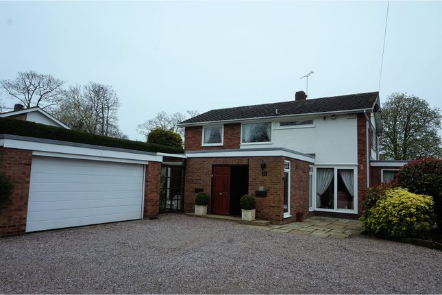 Thumbnail Detached house for sale in Townfield Lane, Chester
