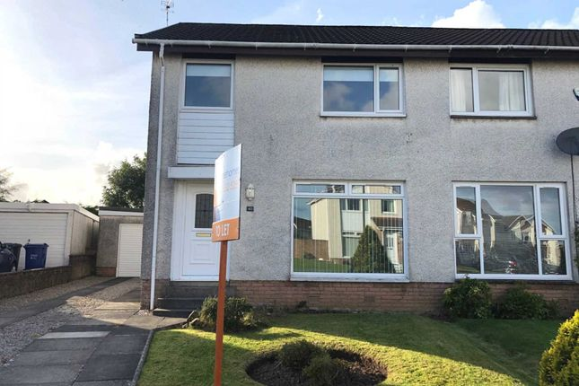 Thumbnail 3 bed detached house to rent in Piper Avenue, Houston, Johnstone