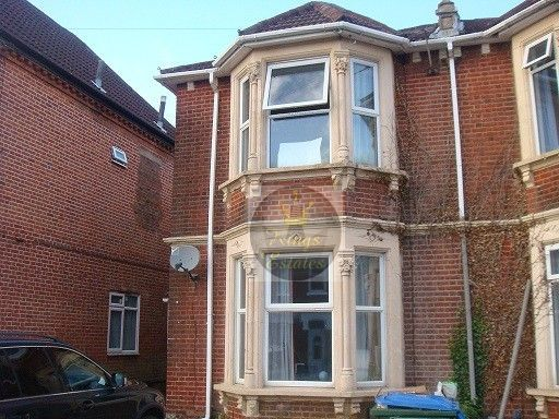 Thumbnail Flat to rent in Gordon Avenue, Southampton