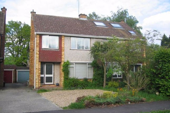 Thumbnail Property to rent in Purcell Road, Crowthorne