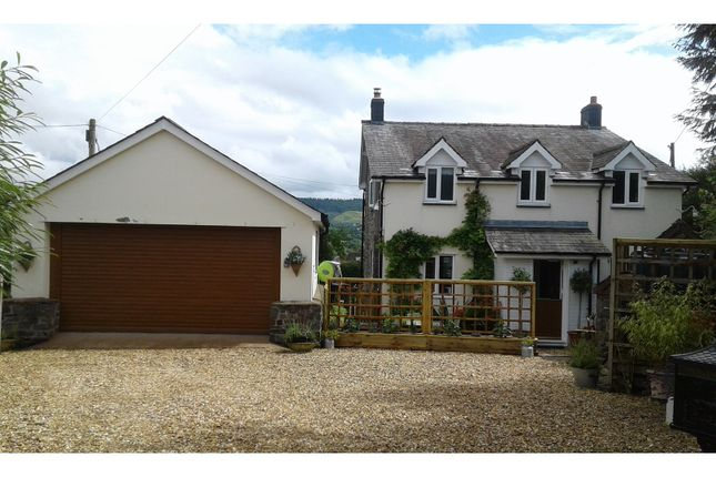 Thumbnail Detached house for sale in Carno, Caersws