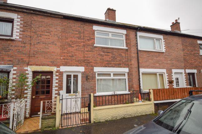 Thumbnail Terraced house for sale in 30 Iveagh Crescent, Belfast