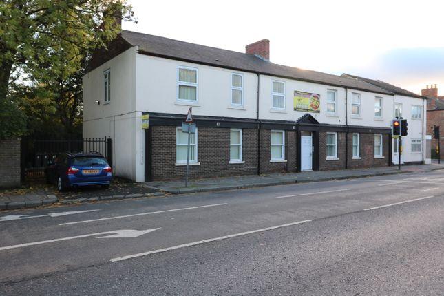 Thumbnail Flat to rent in Yarm Road, Darlington