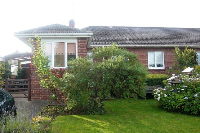 Thumbnail Bungalow to rent in Selborne Gardens, Shotley Bridge