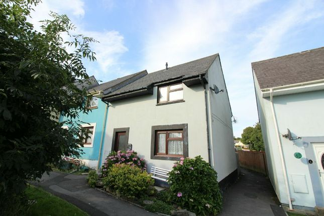 Thumbnail End terrace house for sale in Garfield Crescent, Narberth