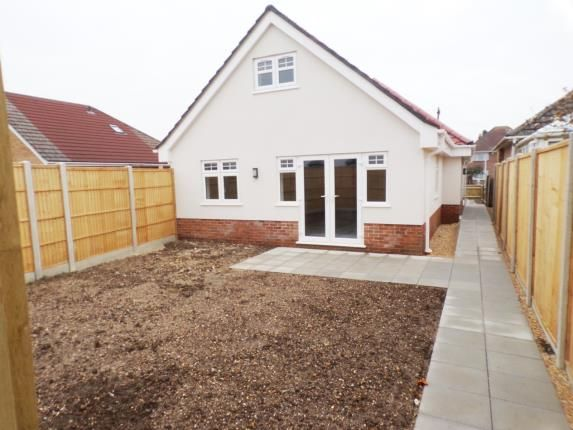 Thumbnail Bungalow for sale in Brixey Road, Parkstone, Poole