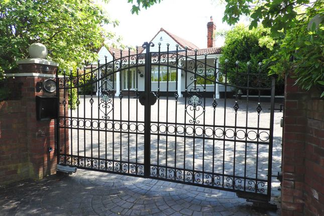 Thumbnail Detached bungalow for sale in Lynton, Moor Lane, Fazakerley