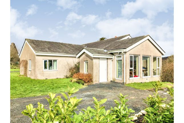 Thumbnail Detached bungalow for sale in Field Broughton, Grange-Over-Sands