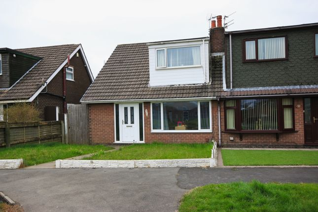 Thumbnail Semi-detached house to rent in Garside Grove, Wigan