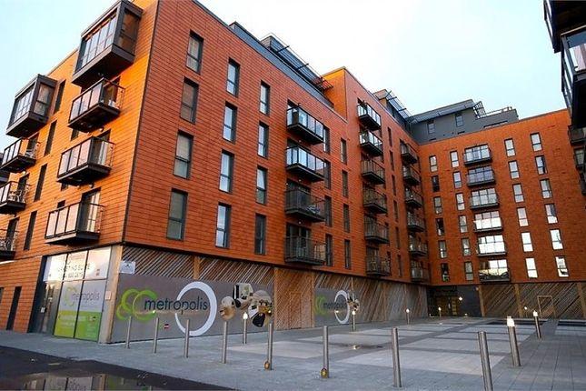 Thumbnail Flat to rent in Railway Terrace, Slough, Berkshire