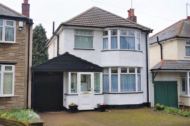Thumbnail Link-detached house for sale in Hillyfields Road, Erdington, Birmingham