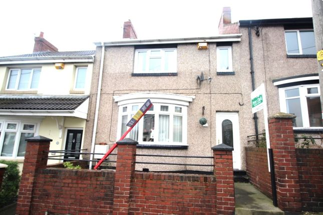 Thumbnail Terraced house for sale in Durham Road, Ferryhill
