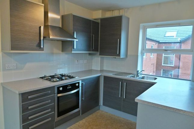 Thumbnail Flat to rent in Little Pennington Street, Rugby