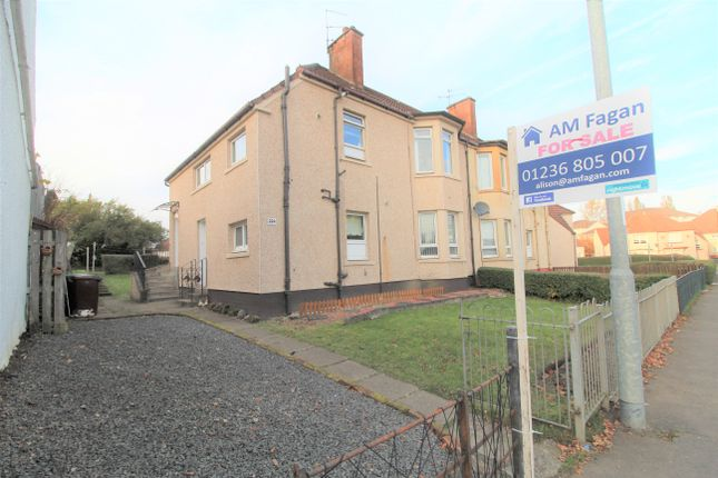 Front of Bank Street, Coatbridge ML5