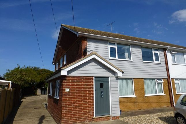 Thumbnail Flat to rent in Bridgefield Road, Whitstable