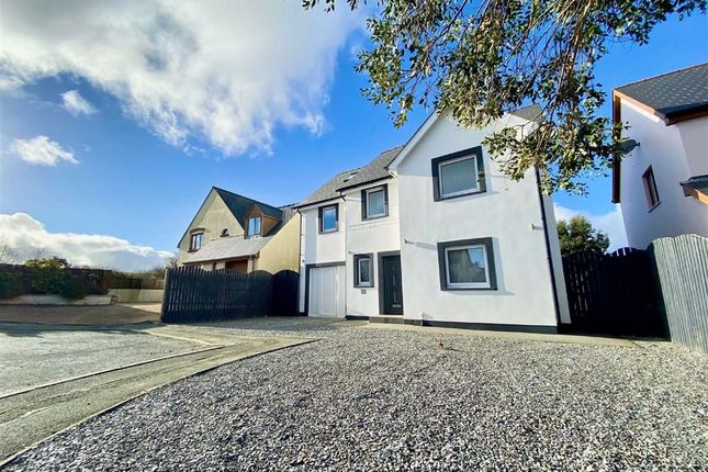 Thumbnail Detached house for sale in Llain Drigarn, Crymych, Pembrokeshire