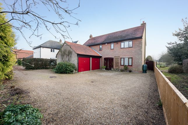 Thumbnail Detached house for sale in Long Road East, Dedham, Colchester
