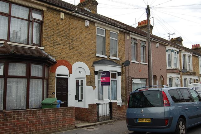 Thumbnail Terraced house to rent in Galway Road, Sheerness, Kent, England