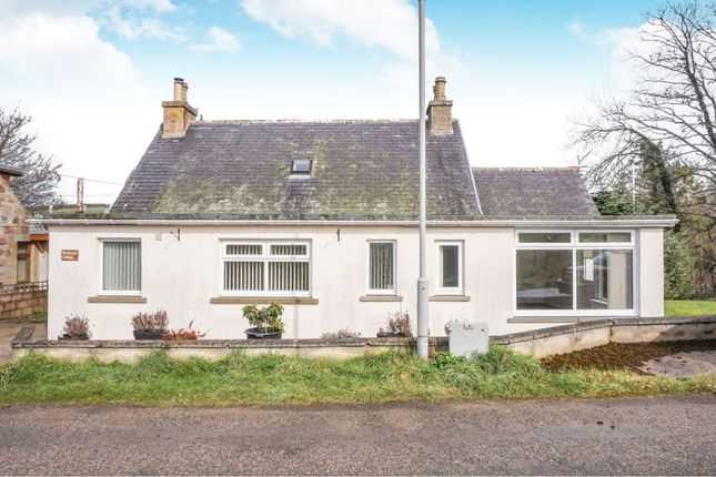 Thumbnail Detached house for sale in Milltown Of Edinvillie, Aberlour