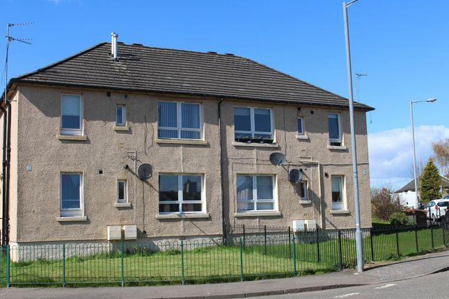 Thumbnail Flat to rent in Carmuirs Avenue, Camelon