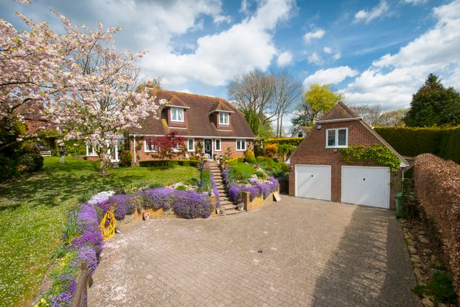 Thumbnail Detached house for sale in Liverton Hill, Sandway