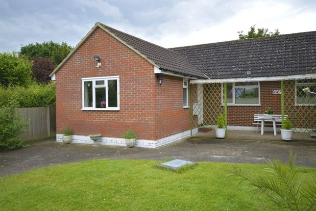 Thumbnail Bungalow to rent in King Charles Road, Berrylands, Surbiton