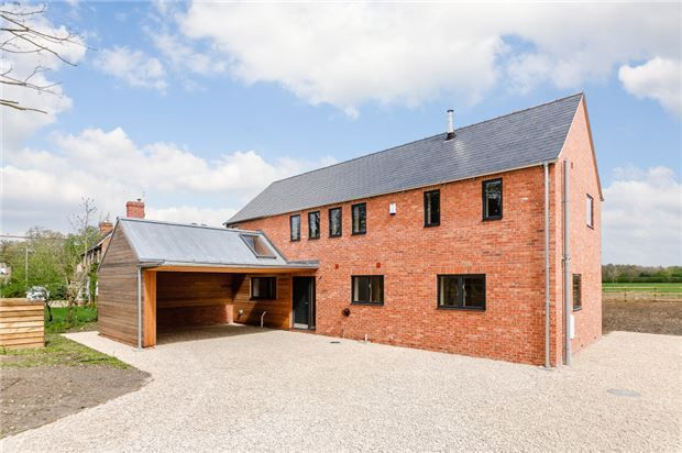 Thumbnail Detached house for sale in Lily House, Back Lane, Tewkesbury, Gloucestershire