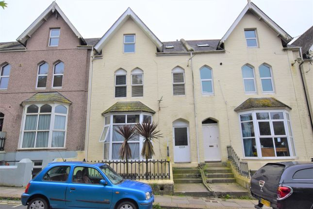 Thumbnail Flat for sale in Napier Terrace, Mutley, Plymouth, Devon